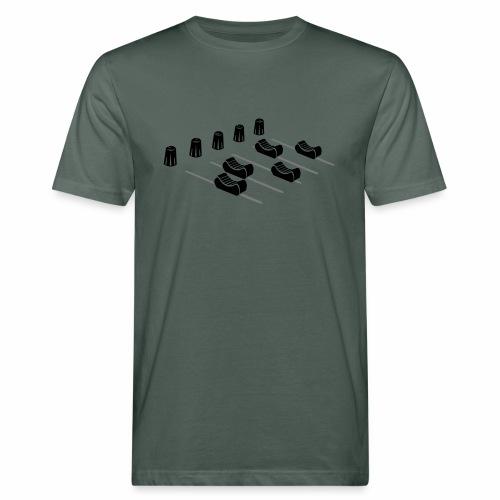 Mischpult - Männer Bio-T-Shirt