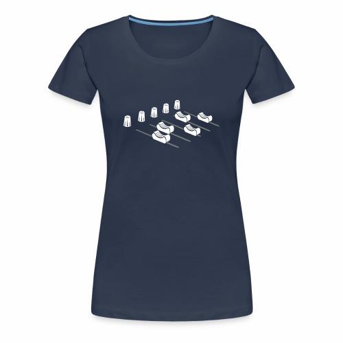 Mischpult - Frauen Premium T-Shirt