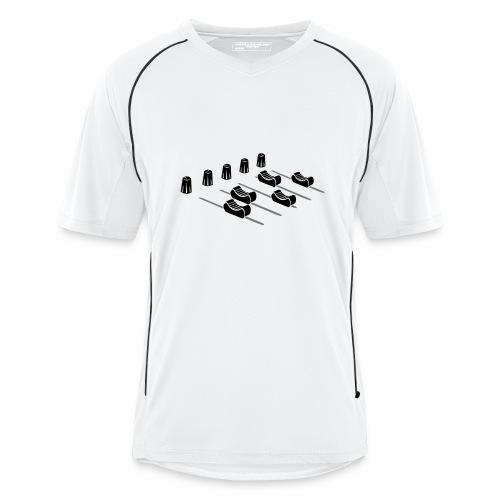 Mischpult - Männer Fußball-Trikot