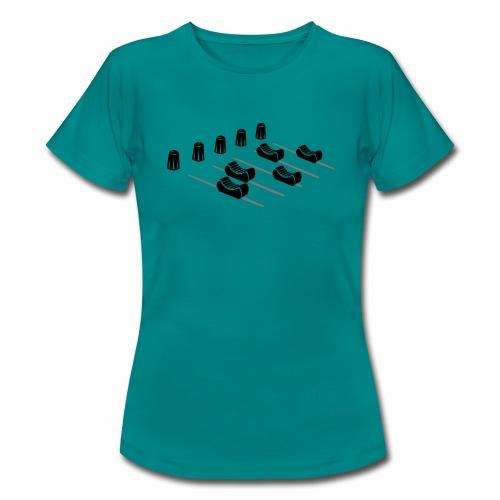 Mischpult - Frauen T-Shirt