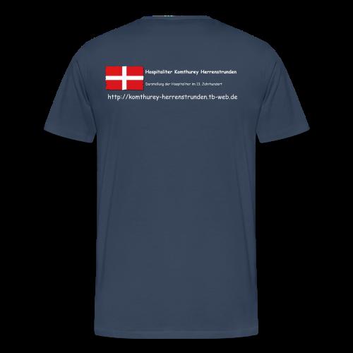 Männer Premium T-Shirt 2 - Männer Premium T-Shirt