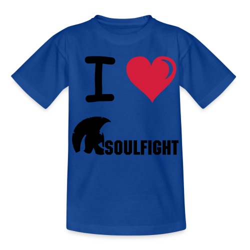 [Haute Qualité] Tee-Shirt officiel de SoulFight - Enfant - T-shirt Enfant
