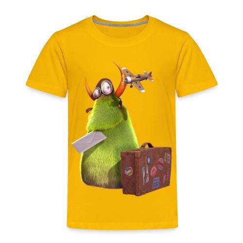 Reiseschnacki - Kinder Premium T-Shirt