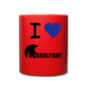 Tasse officiel de SoulFight - Tasse en couleur