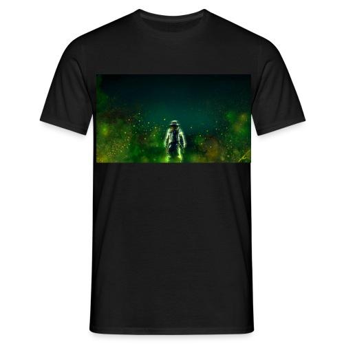 Lost in Space - Herrenshirt - Männer T-Shirt