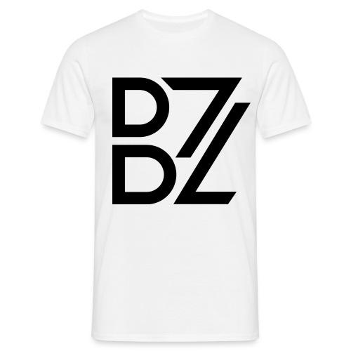 BenZon Shirt Weiß - Männer T-Shirt