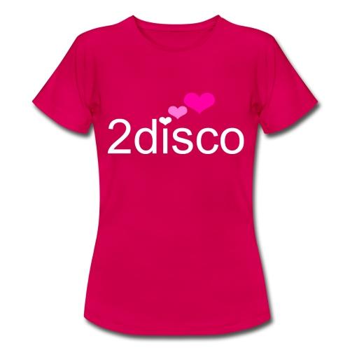 Plain Ruby 2disco Women - Women's T-Shirt