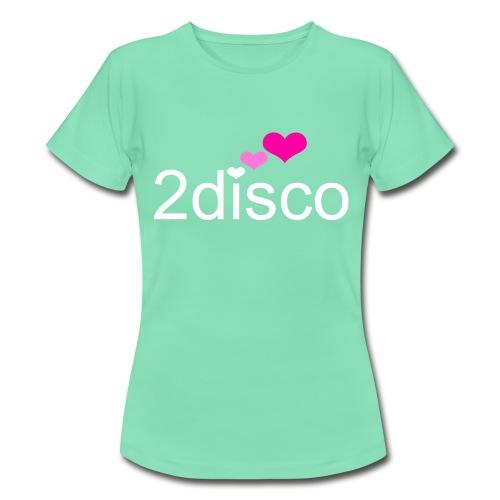 Plain Deep Mint 2disco Women - Women's T-Shirt