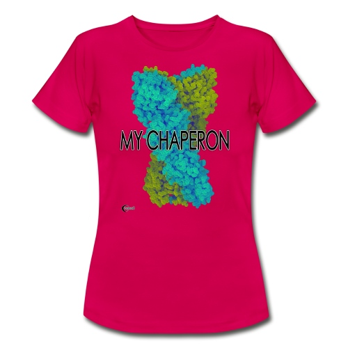 My Chaperon - HSP90 - Women's T-Shirt