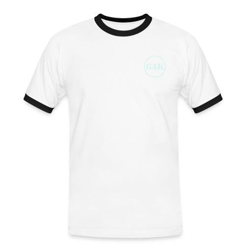 GAK-Dress - Männer Kontrast-T-Shirt