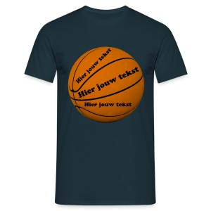 Basketbal - Mannen T-shirt
