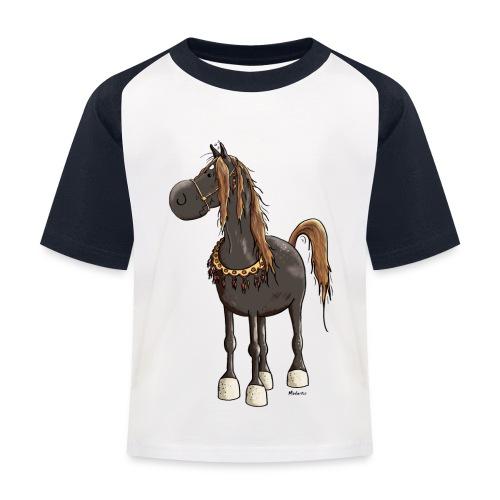 T-shirt enfant B&C - T-shirt baseball Enfant
