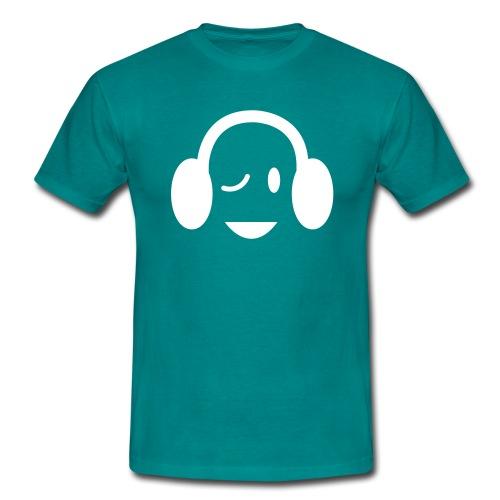 Dj, techno, rave - T-shirt Homme