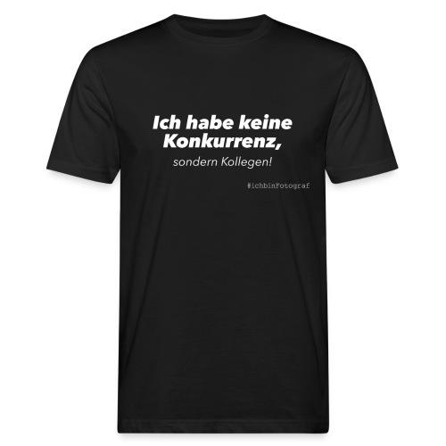 keine Konkurrenz - Männer Bio-T-Shirt
