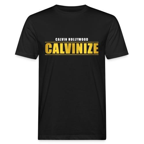 Calvinize T-Shirt - Männer Bio-T-Shirt