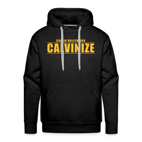 Calvinize Sweater - Männer Premium Hoodie