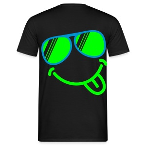 smiley shirt - Männer T-Shirt