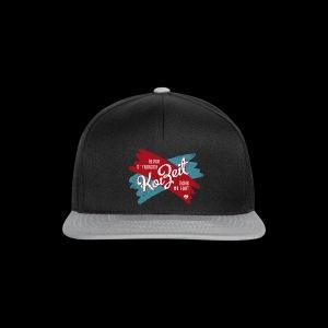 Koi Zeit - Käpple - Snapback Cap