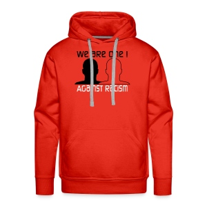 We are one - Männer Premium Hoodie