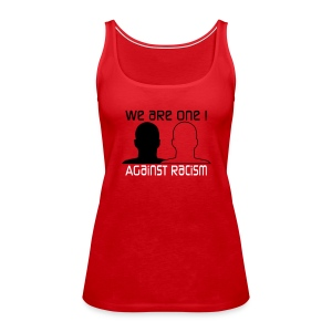We are one - Frauen Premium Tank Top