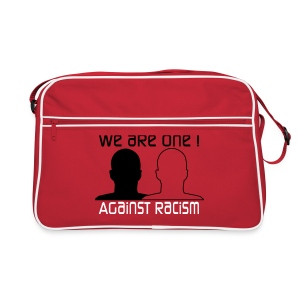 We are one - Retro Tasche