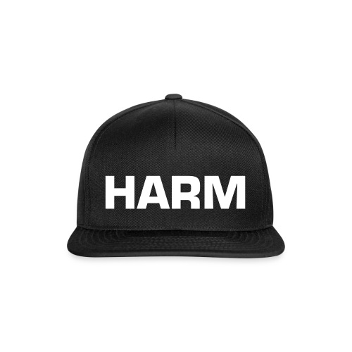 HARM Snapback (Multy Color Available) - Snapback Cap