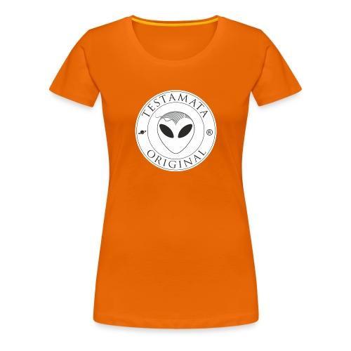 TESTAMATA - Maglietta Premium da donna