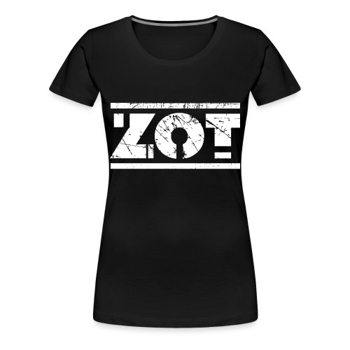 Zone of Tone – ZOT Girlie - Frauen Premium T-Shirt