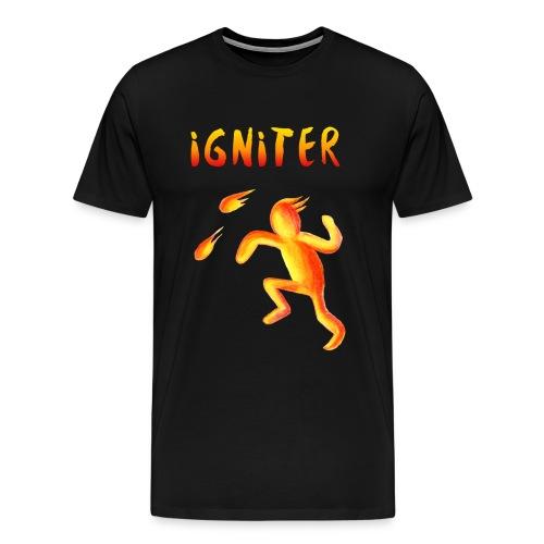 Igniter - Männer Premium T-Shirt