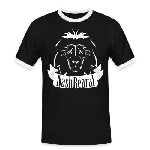 NR_Kontrast - Männer Kontrast-T-Shirt
