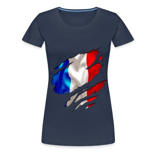 C'est qui le patron!!?? - T-shirt Premium Femme