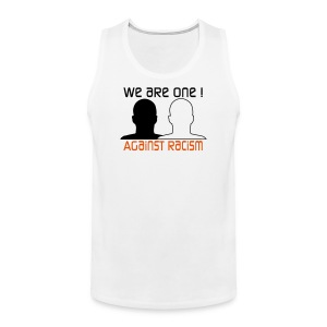 We are one - Männer Premium Tank Top