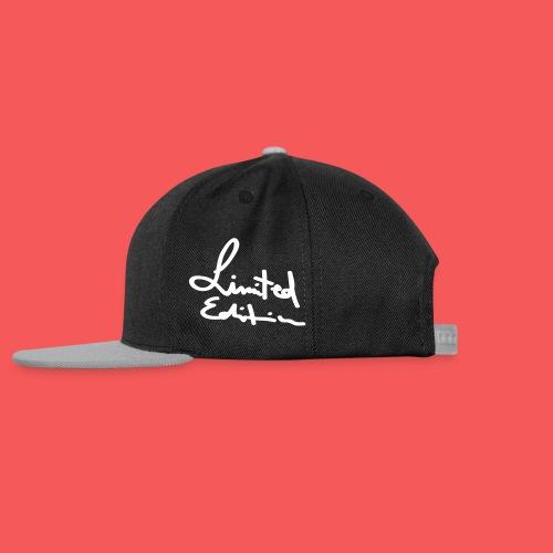 casquette noir  - Casquette snapback