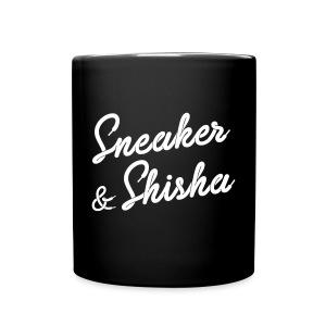 Sneaker & Shisha Tasse - Tasse einfarbig