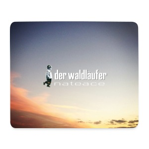 Mousepad - Der Waldläufer - Mouse Pad (horizontal)