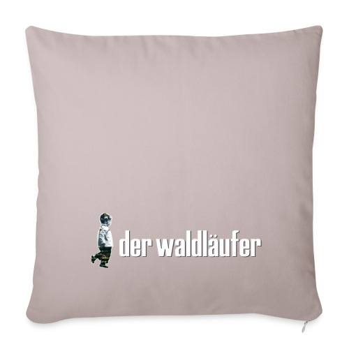Kissen - Der Waldläufer - Sofa pillow cover 44 x 44 cm