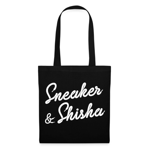 Sneaker & Shisha Beutel - Stoffbeutel