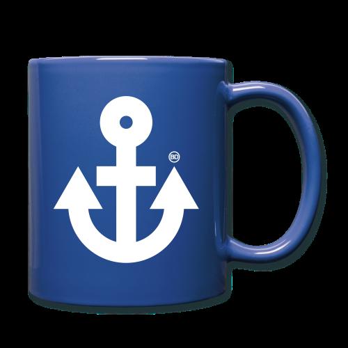 BD Anchor Mug - Tasse einfarbig
