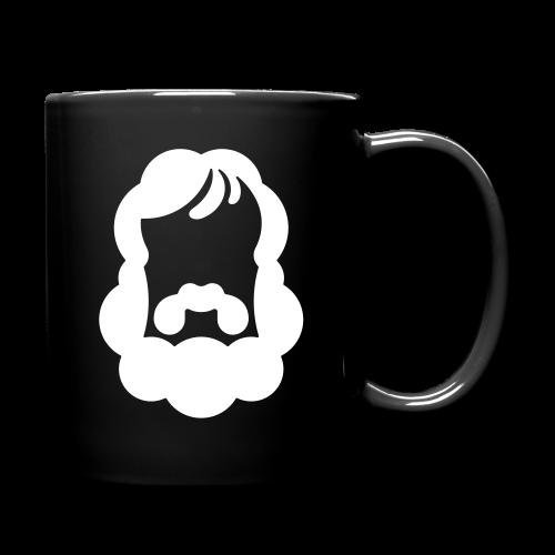 BD Beard Mug - Tasse einfarbig
