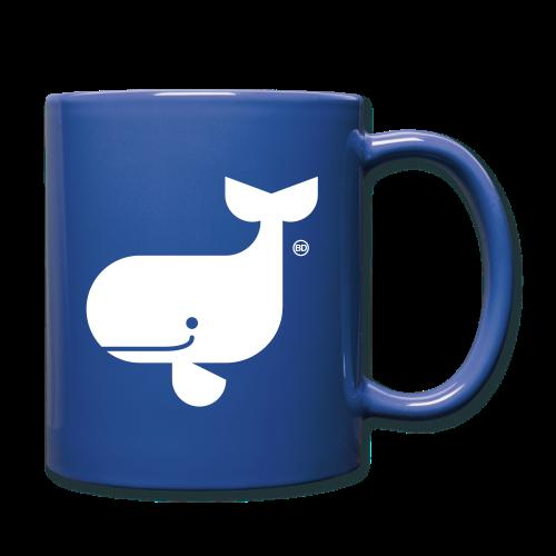 BD Whale Mug - Tasse einfarbig