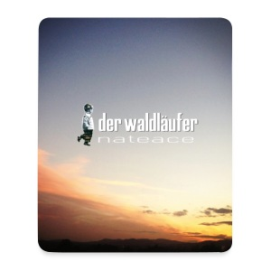 Mousepad - Der Waldläufer - Mouse Pad (vertical)