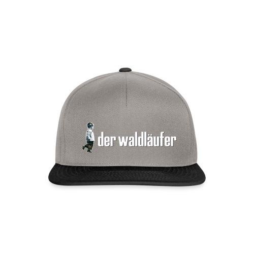 Cap - Der Waldläufer - Snapback Cap
