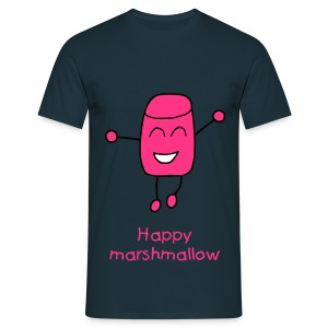 Homme marshmallow - T-shirt Homme