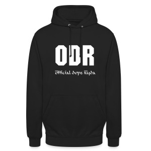 Dope Ryda Official Shirt - Hoodie unisex