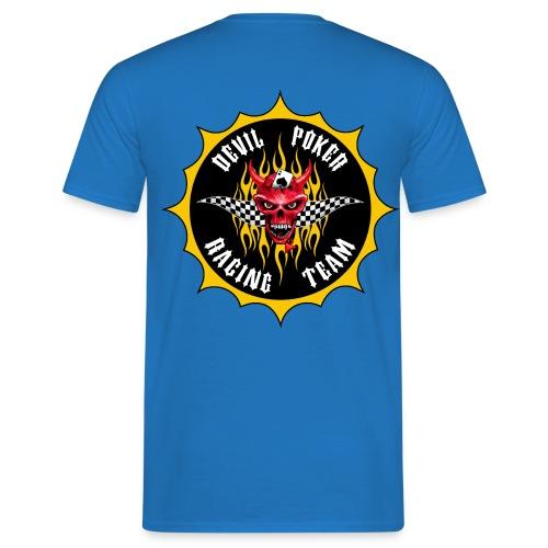 Devil Poker Racing Team - Men's T-Shirt