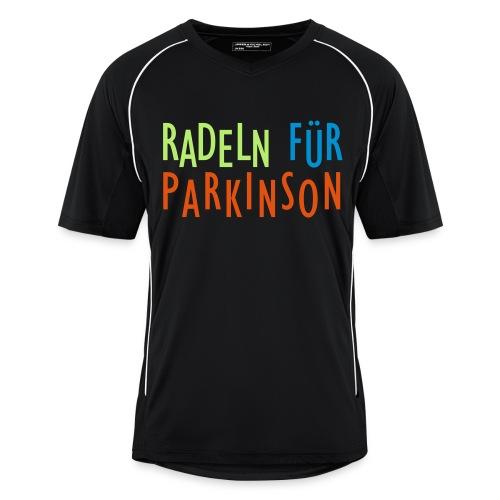 Männer Sportshirt für Radeln für Parkinson - Männer Fußball-Trikot