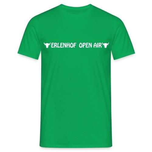 Erlenhof Green T-Shirt - Männer T-Shirt