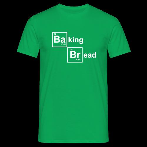 BaBr Man - Männer T-Shirt