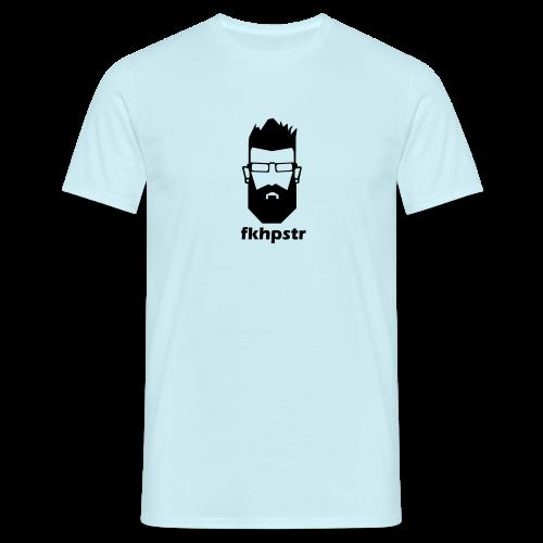 Fuck Hipster Man - Männer T-Shirt