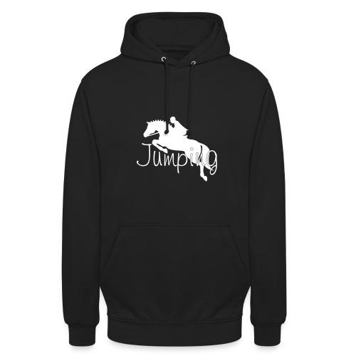 hoodie jumping - Unisex Hoodie